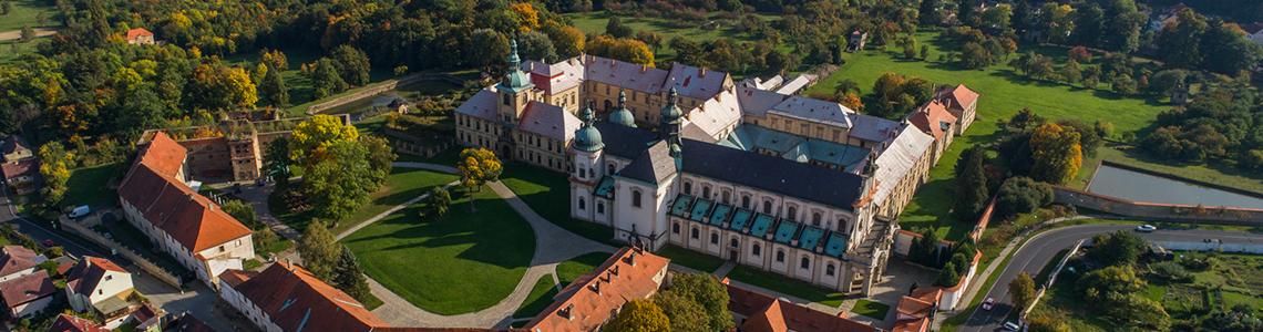 Cisterciácký klášter Osek